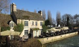 The Trout Inn, Oxford.