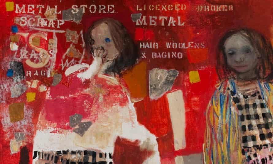 Two Children, 1963, Joan Kathleen Harding Eardley (1921–1963) Kelvingrove Art Gallery and Museum