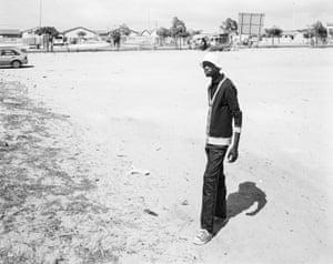 Siyakholwa Daniel. Khayelitsha, Cape Town