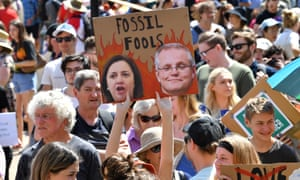 'Australia will have to face our own momentous moments of political decision, just as the rest of the democratic world is doing right now.'