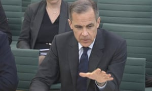 "Bank of England governor Mark Carney, who warned that the UK is relying on the ""kindness of strangers"" by running such a large current account deficit"