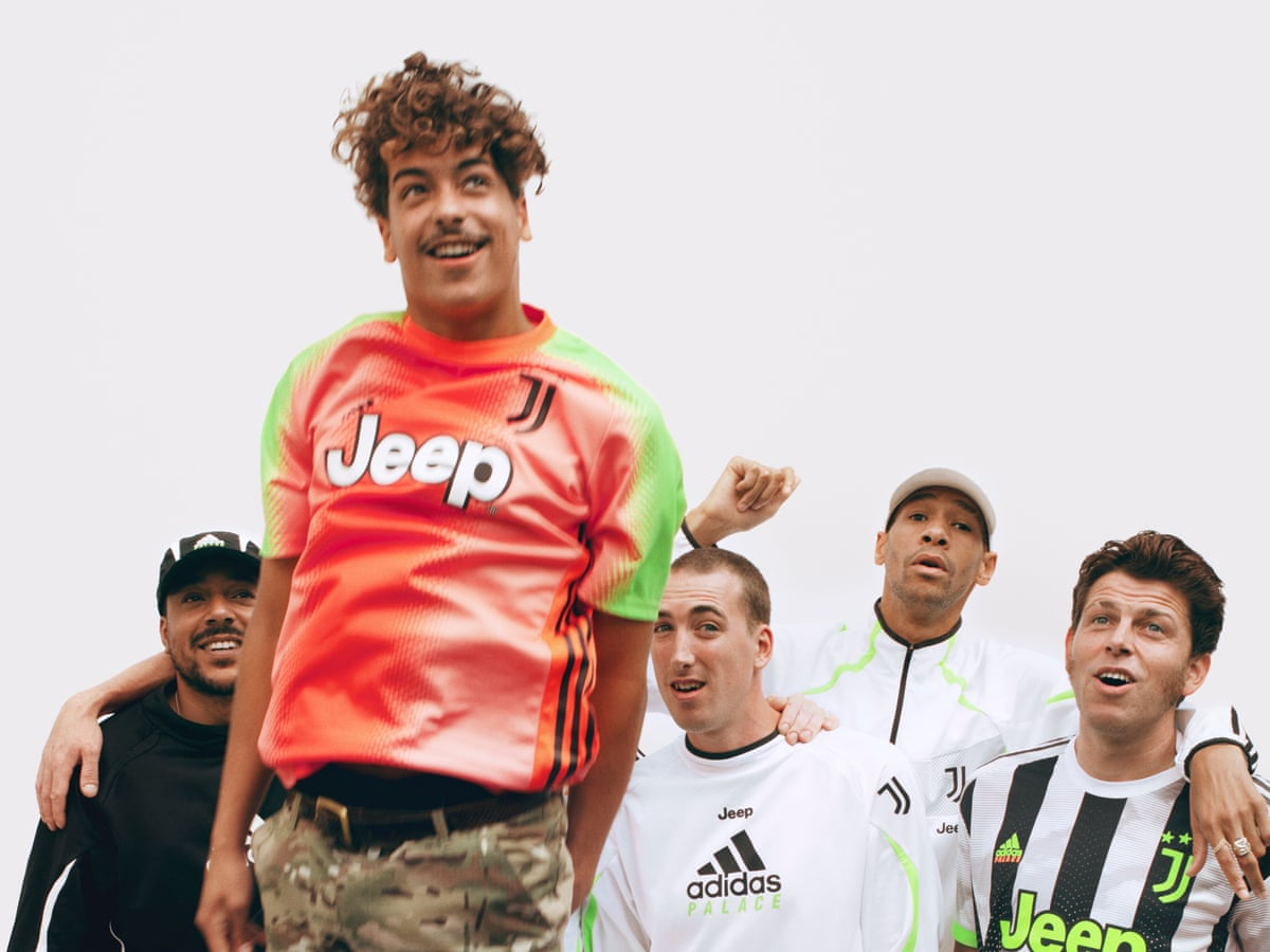 Wonky And Crazy When Palace Met Juventus Fashion The Guardian