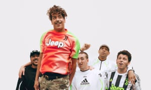 Oi, oi, oi! The Adidas, Juventus and Palace kit