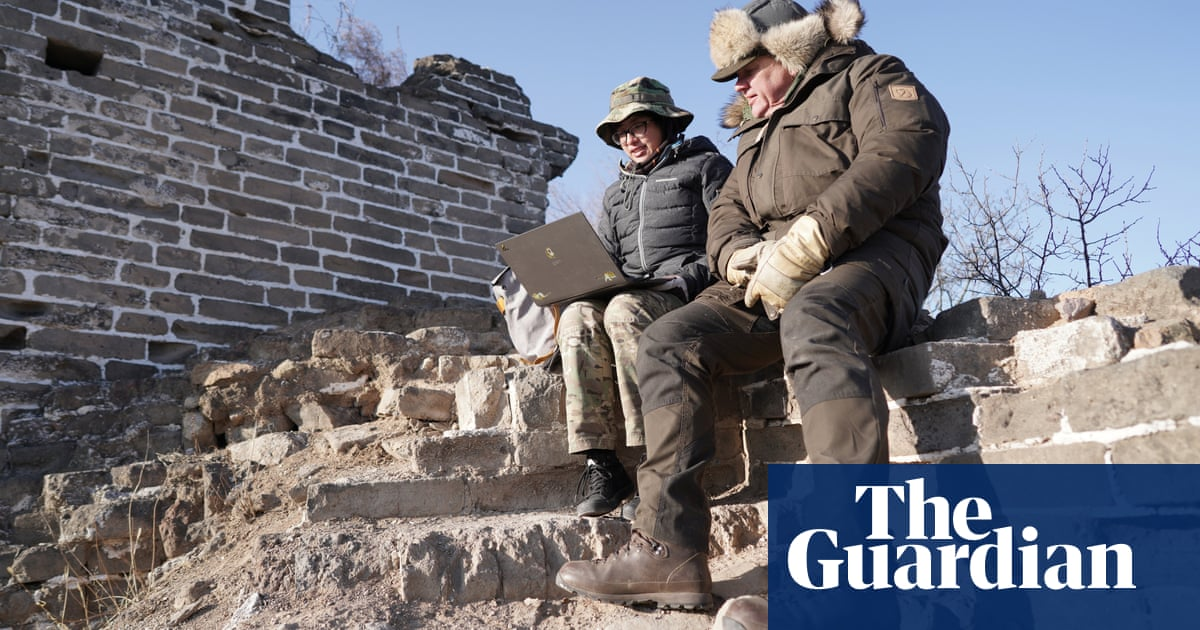 TV tonight: Ray Mears leaves Britain for a forage around China
