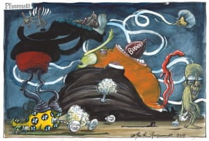 Martin Rowson cartoon 17.03.17