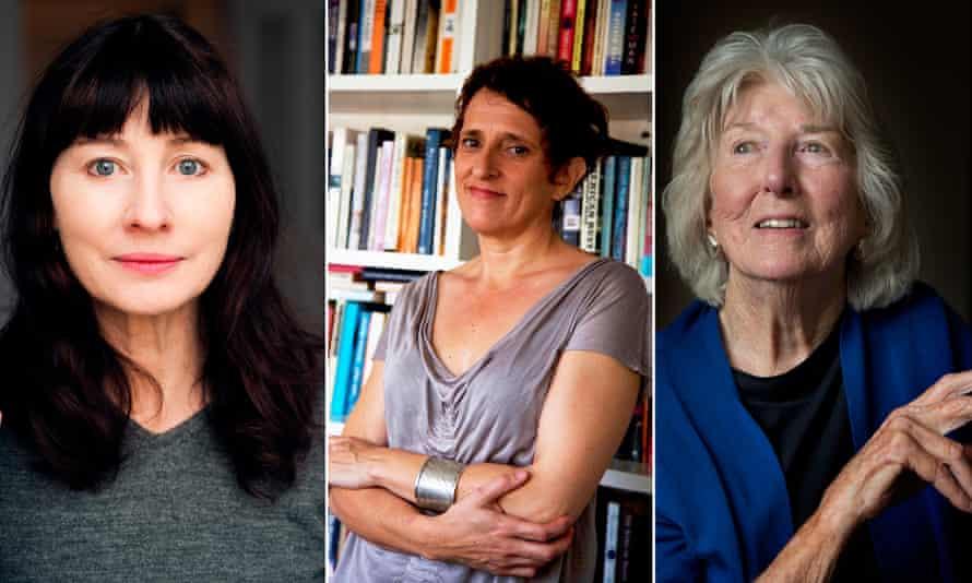 Gail Jones, Charlotte Wood and Elizabeth Harrower