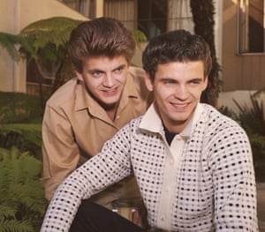 The Everly Brothers, seen around 1960