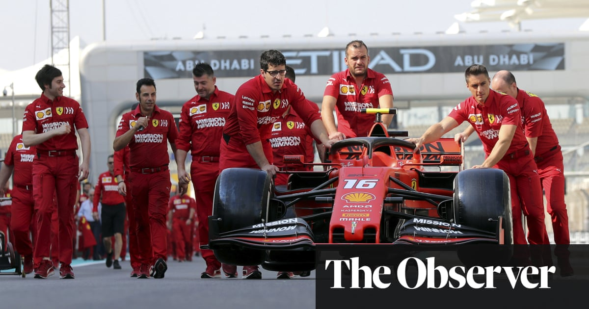 F1 Teams Agree To Introduce Budget Cap From 2021 Onwards Formula One The Guardian