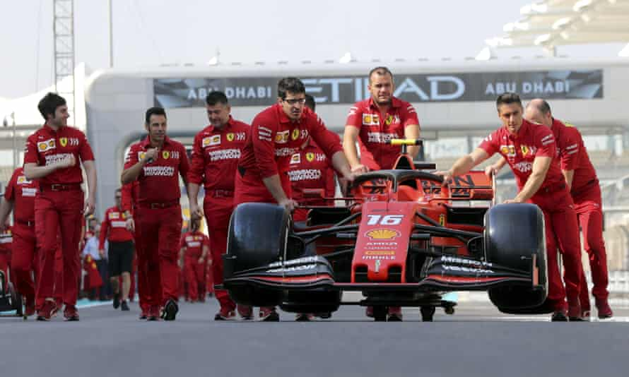 Ferrari compromised over the scale of the spending cuts