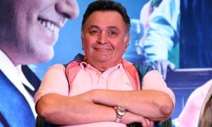 Rishi Kapoor in 2018.