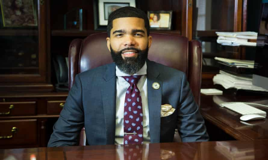 Chokwe Lumumba: 'We are against the Mississippi state flag. We are against oppression and all of those monuments, relics and images that promote it or memorialize it'