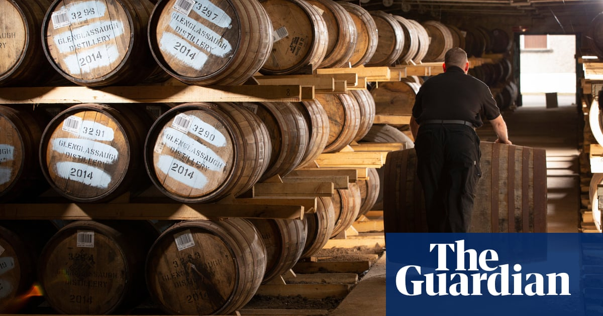 Scotch whisky makers toast five-year suspension of US tariffs