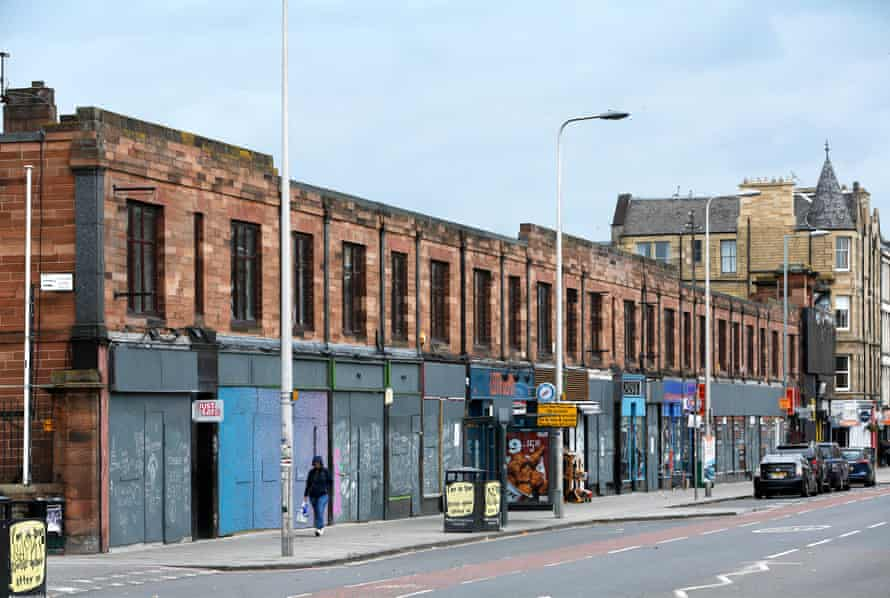 The loss of a row of sandstone art deco buildings is the wrong type of development, say campaigners.