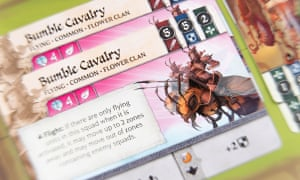 Giant bees may be the stuff of nightmares, but Crystal Clans comes with some impressive illustrations.