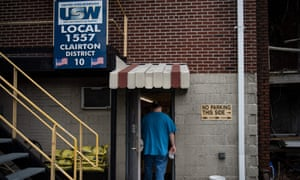 'Those who join a union are likely to get better wages, better benefits, and work in a safer workplace.'