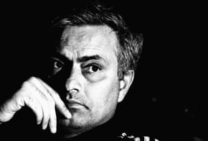 José Mourinho's Real Madrid finished 15 points behind Barcelona in his last season with the club.