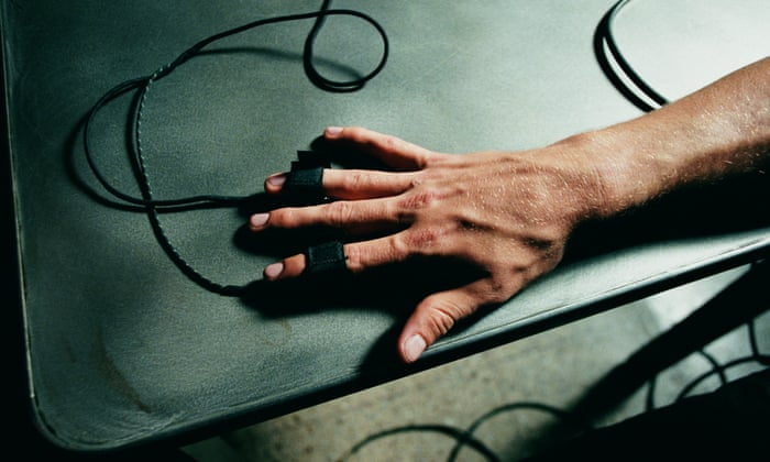 The race to create a perfect lie detector – and the dangers