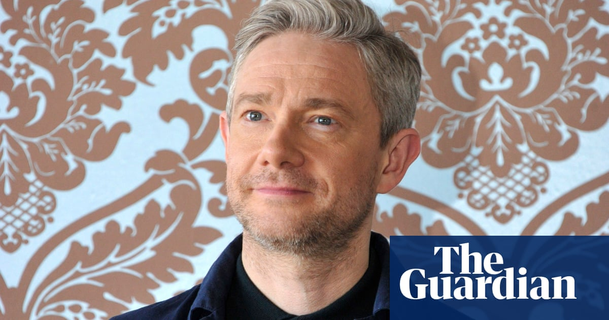 Martin Freeman: 'I'm not horrible or unfriendly  But I'm my