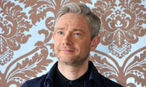 Martin Freeman: 'When you open your mouth, something is going to be taken the wrong way.'