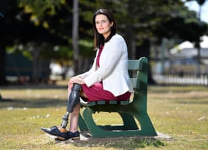 Labor's candidate for the federal seat of Dickson, Ali France. Ms France will contest Peter Dutton's seat of Dickson.