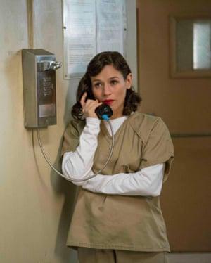 Yael Stone as Lorna Morello in Orange is the New Black
