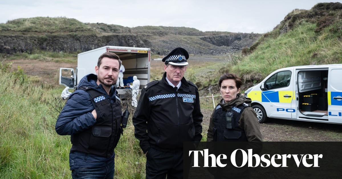Keeping an eye on the force: life in the real Line of Duty