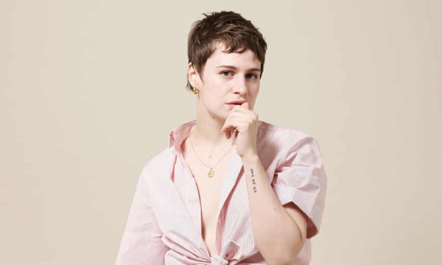 Raunchy flex ... Christine and the Queens.