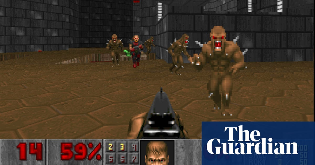 Doom returns: why John Romero made one last level | Games