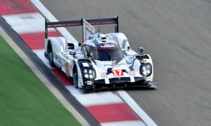 Porsche will start at the front of the grid in Shanghai as they look to seal the World Endurance Championship title.