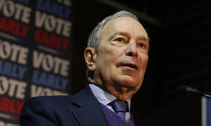 Michael Bloomberg's campaign said the policies were sent out using a service that did not support footnotes and it was adding citations.