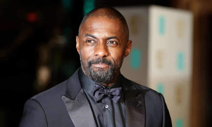 Idris Elba, who was rumoured to be in the running to play Bond