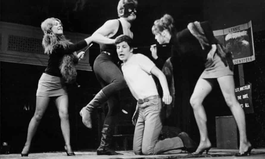 As You Like It at the Liverpool Everyman in 1967.
