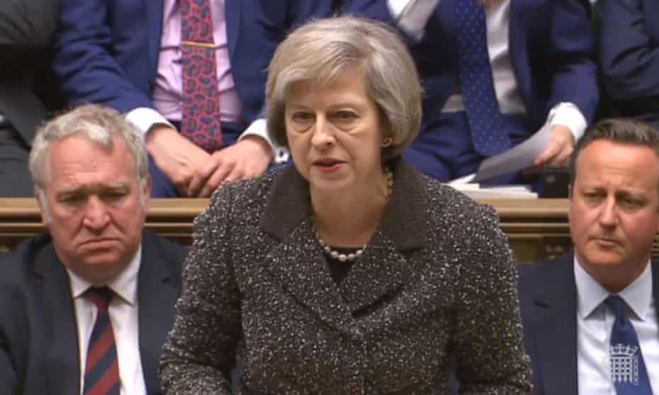 Home Secretary Theresa May made concessions on the investigatory powers bill last week.