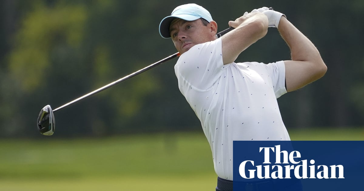 A good start: McIlroy happy with 67 behind US Open leader Justin Thomas