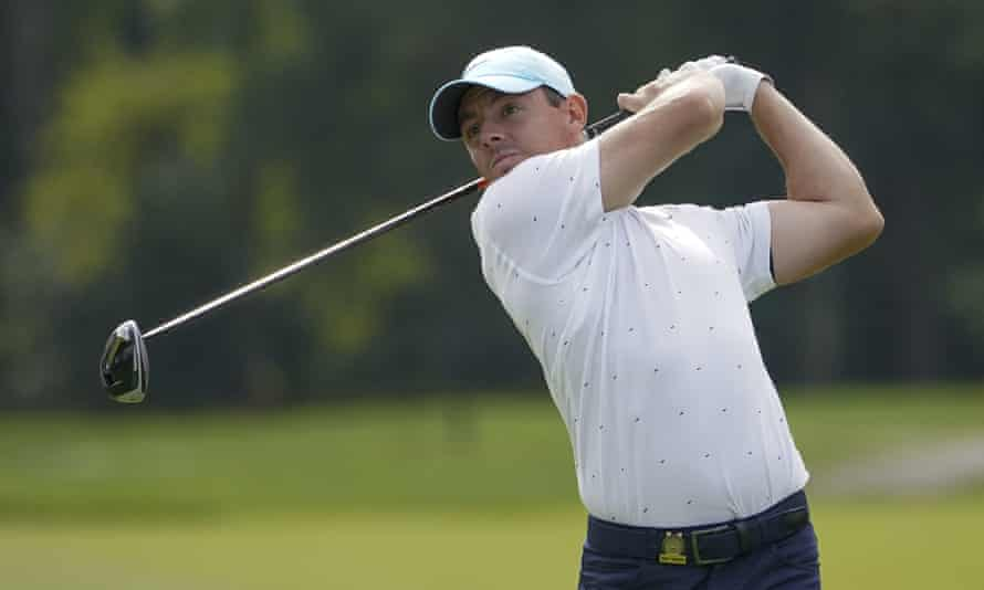A Good Start Mcilroy Happy With 67 Behind Us Open Leader Justin Thomas Us Open Golf 2020 The Guardian