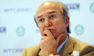 José Hawilla, the former president of Brazilian marketing company Traffic, was a key witness in securing the guilty pleas