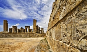 Persepolis was the ceremonial capital of the Achaemenid empire and one of the world's greatest archaeological sites.