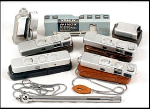 Mighty Minox collection.