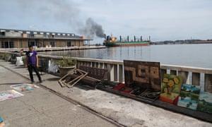 Havana's harbour area is the focus for future redevelopment.