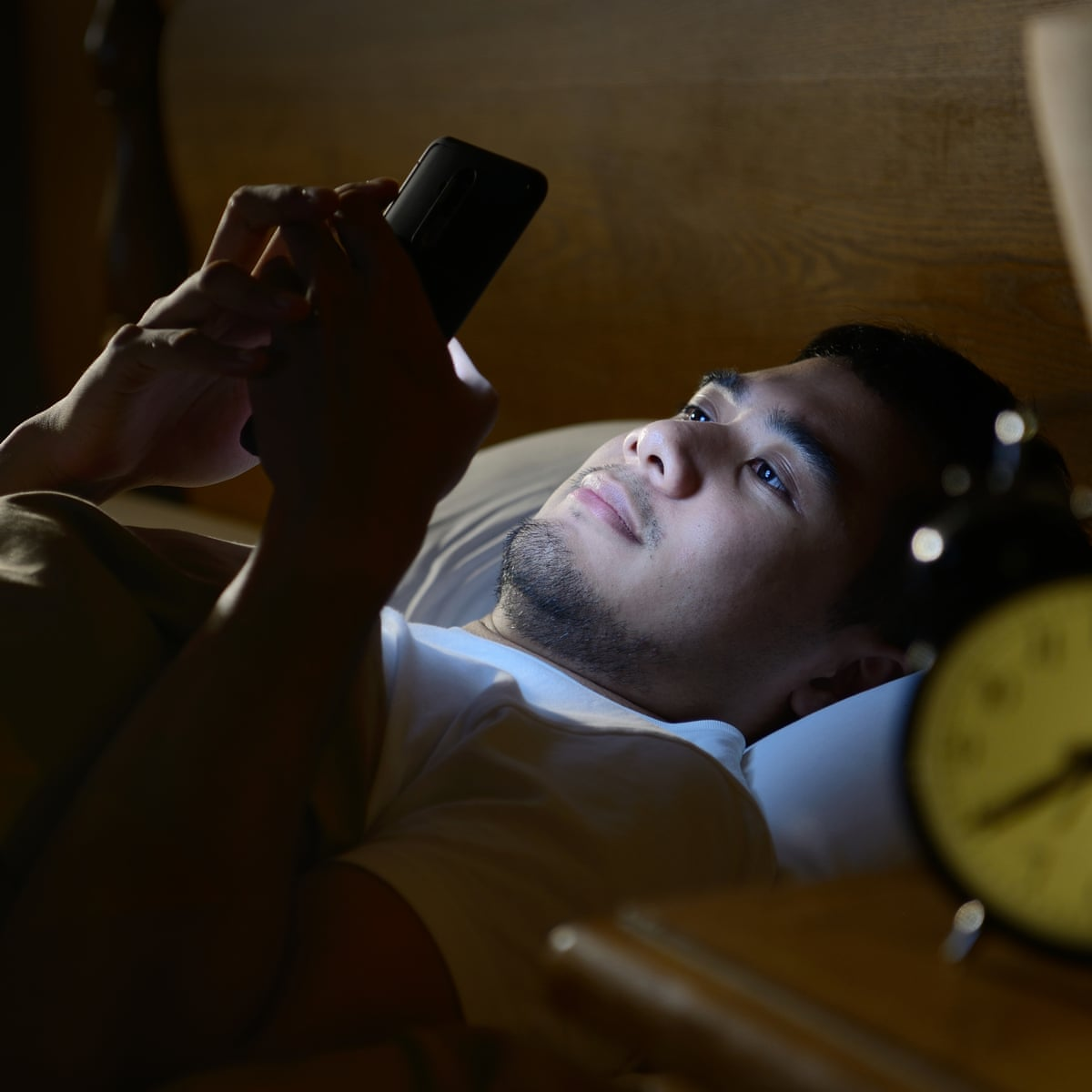 Britons told to get a good night's sleep | Health | The Guardian