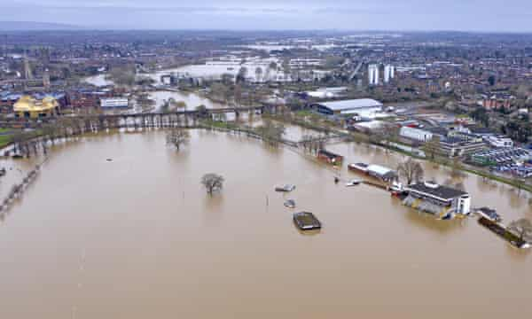 The Tories ignored expert flood advice in favour of austerity. Behold the results