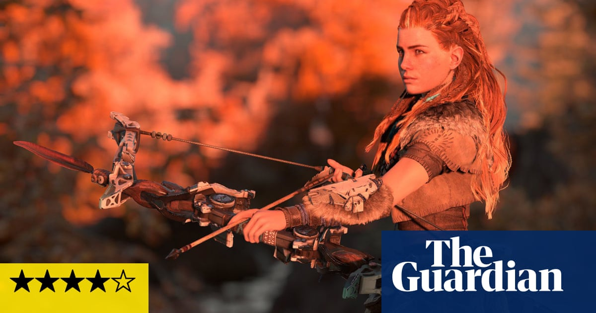 Horizon Zero Dawn Review A Stunning But Barely Evolved Rpg Contradiction Games The Guardian