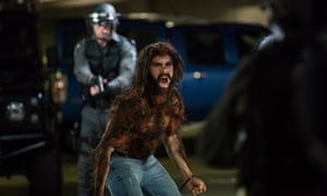 Tysan Towney as Djukara in Cleverman, which will air on the ABC in Australia and SundanceTV in the US