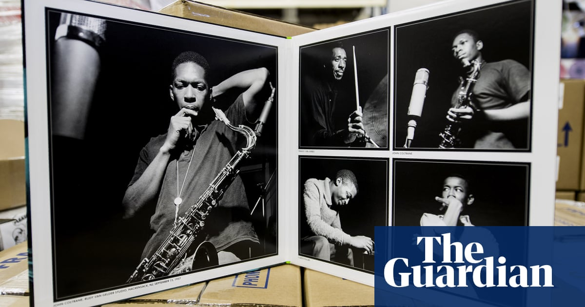 How To Remake A Blue Note Jazz Album In Pictures Music