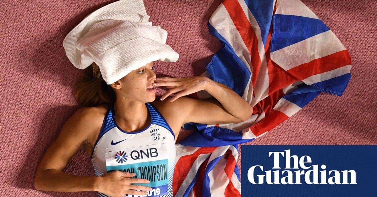 Katarina Johnson-Thompson: 'I didn't want to be at the Rio Olympics but I'm ready for Tokyo'