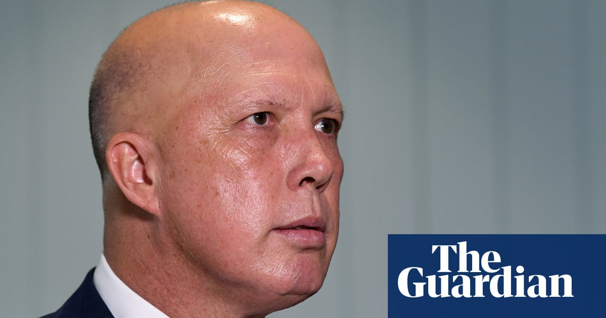 Peter Dutton overrules decision to strip medals from SAS soldiers who served in Afghanistan – The Guardian