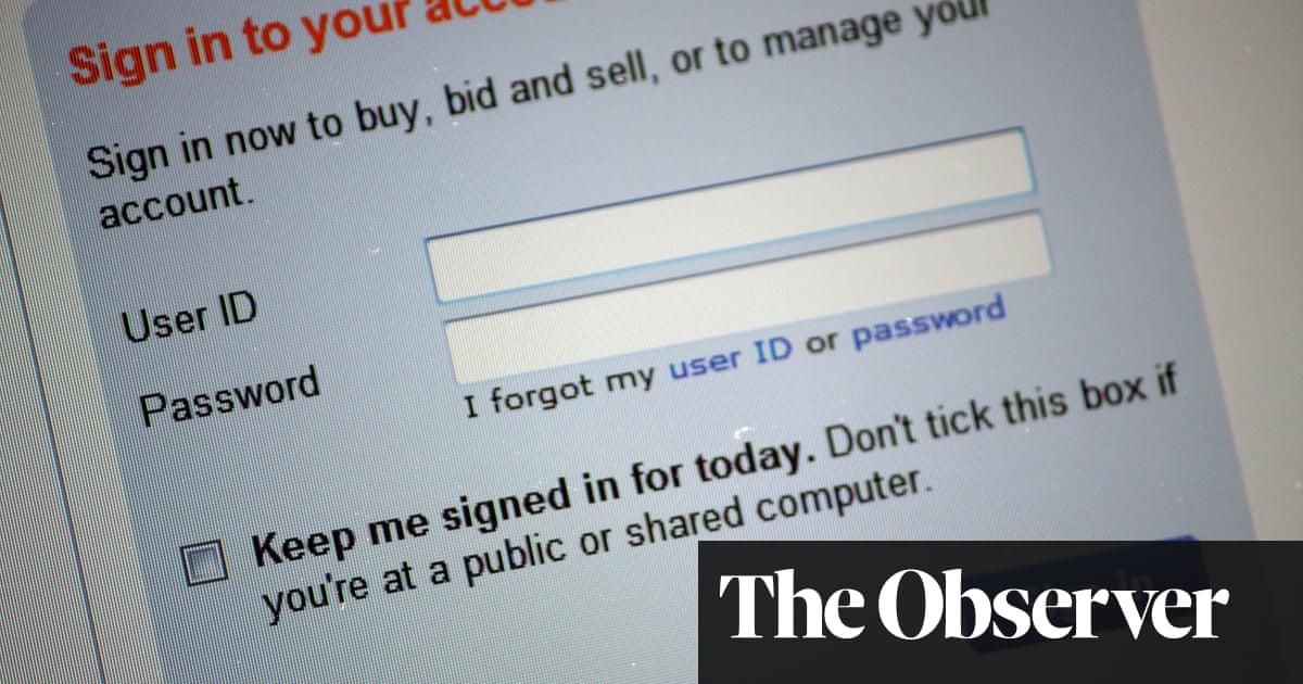 Zero chance of closing my eBay account | Money | The Guardian