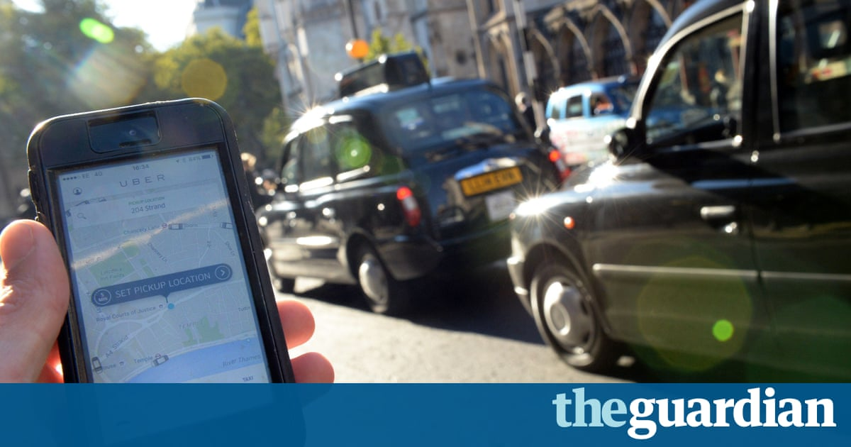 Uber: the app that changed how the world hails a taxi