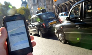 Uber The App That Changed How The World Hails A Taxi Technology