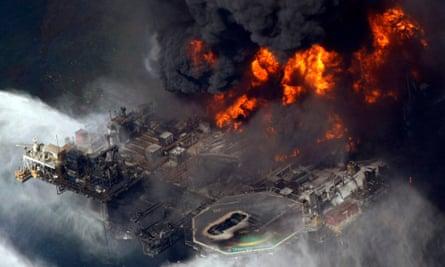 BP Deepwater Horizon disaster